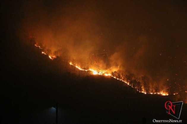 Belmonte Incendio Boschivo 31