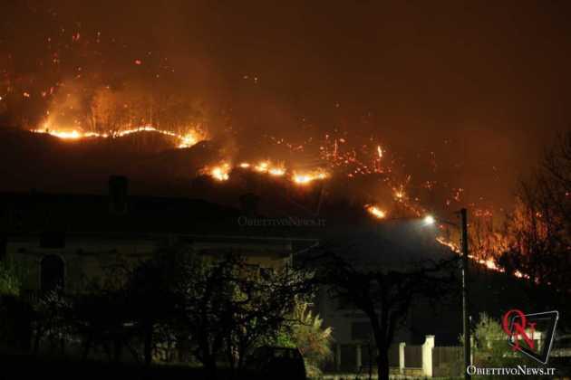 Belmonte Incendio Boschivo 32