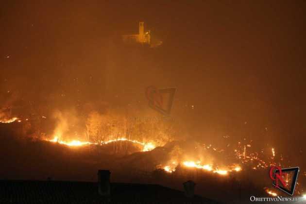 Belmonte Incendio Boschivo 33