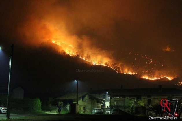 Belmonte Incendio Boschivo 37