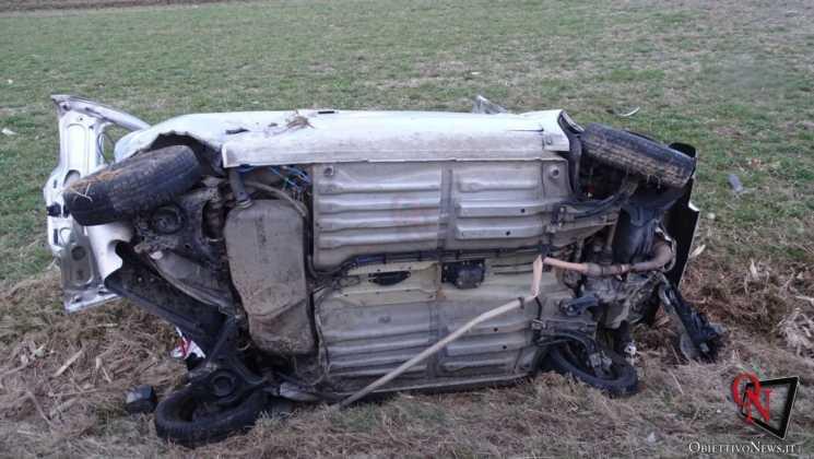 Busano Valperga Incidente 18