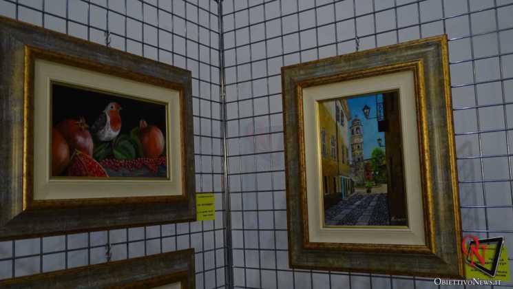 Castellamonte Inaugurazione Mostra Centoquarantacolori 12
