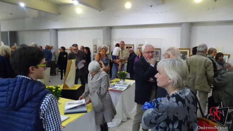 Castellamonte Inaugurazione Mostra Centoquarantacolori 18