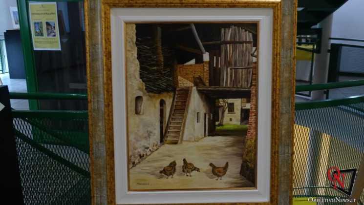 Castellamonte Inaugurazione Mostra Centoquarantacolori 8