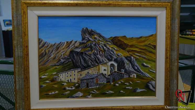 Castellamonte Inaugurazione Mostra Centoquarantacolori 9