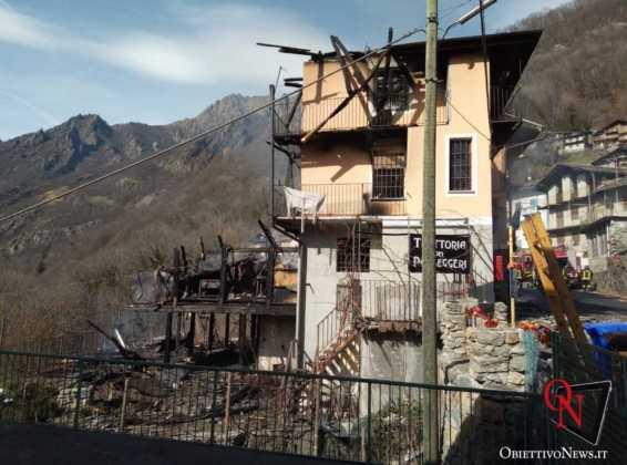 Ceres Incendio Trattoria dei Passeggieri 15