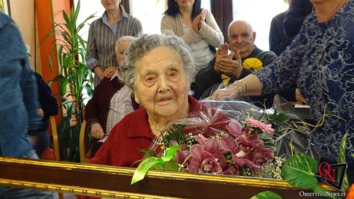 Cuorgne Umberto Compleanno Antonia Enrietto 106 ANNI 23