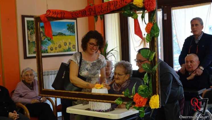 Cuorgne Umberto Compleanno Antonia Enrietto 106 ANNI 28