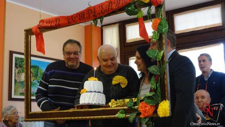 Cuorgne Umberto Compleanno Antonia Enrietto 106 ANNI 32