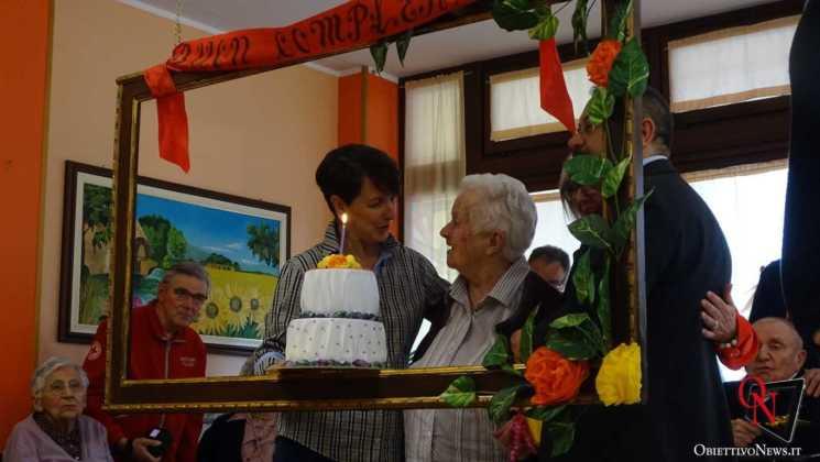 Cuorgne Umberto Compleanno Antonia Enrietto 106 ANNI 33