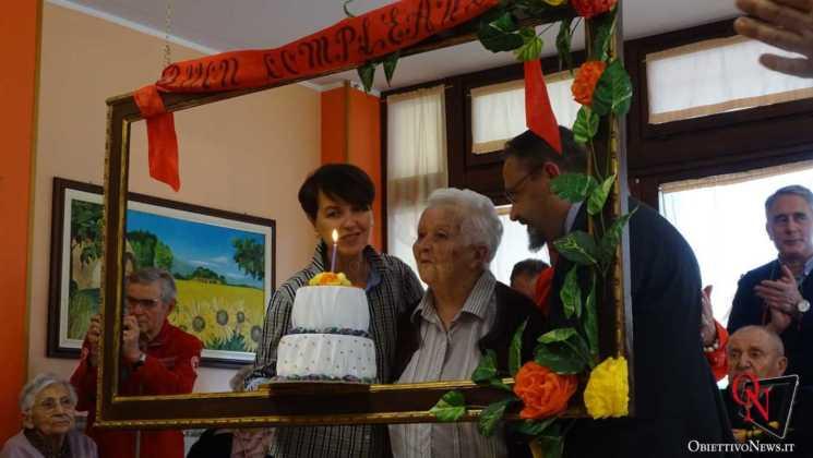 Cuorgne Umberto Compleanno Antonia Enrietto 106 ANNI 34