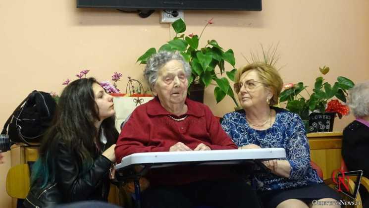 Cuorgne Umberto Compleanno Antonia Enrietto 106 ANNI 35