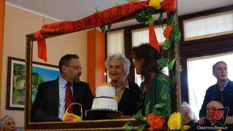 Cuorgne Umberto Compleanno Antonia Enrietto 106 ANNI 37