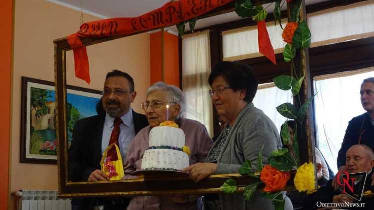 Cuorgne Umberto Compleanno Antonia Enrietto 106 ANNI 38