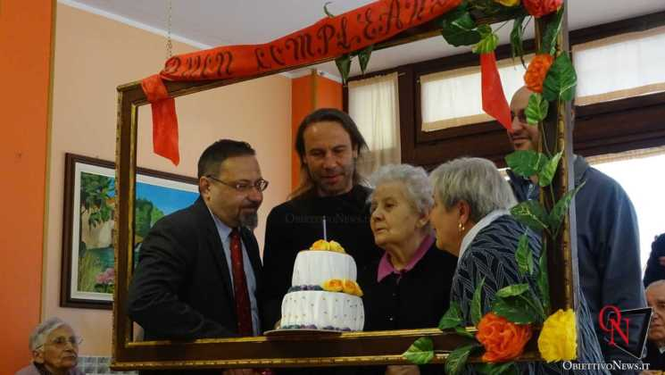 Cuorgne Umberto Compleanno Antonia Enrietto 106 ANNI 39