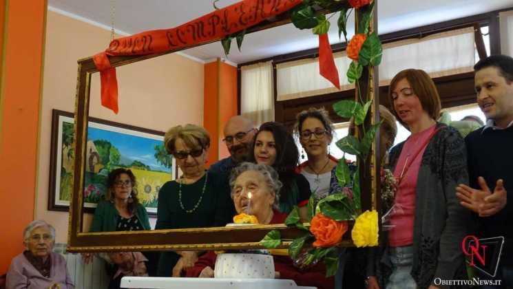 Cuorgne Umberto Compleanno Antonia Enrietto 106 ANNI 43