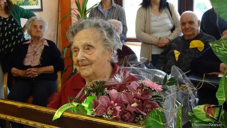 Cuorgne Umberto Compleanno Antonia Enrietto 106 ANNI 45