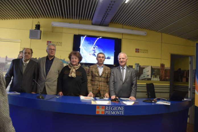 Diavolina con vertici Csi e assessore sport Piemonte Res