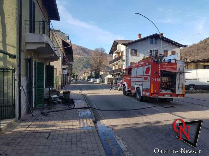 Germagnano incendio alloggio 1