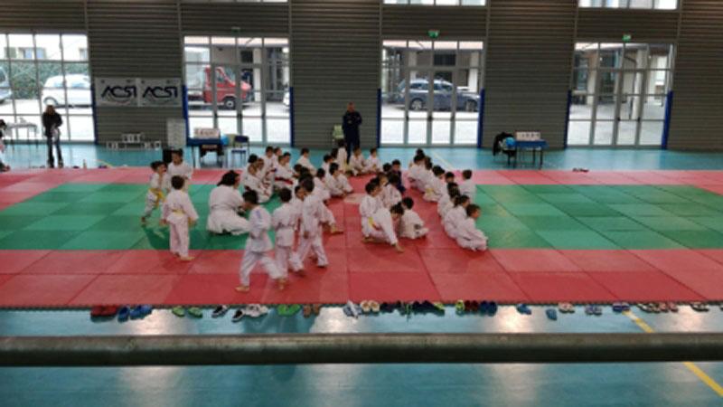 Montanaro olympian judo villanova