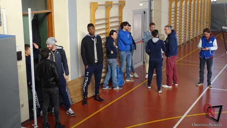Rivarolo Canavese Fiat Auxilium Torino e Usac Basket 1