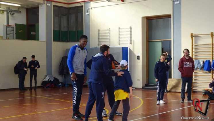 Rivarolo Canavese Fiat Auxilium Torino e Usac Basket 10