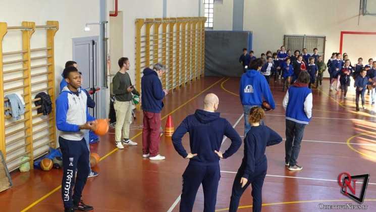 Rivarolo Canavese Fiat Auxilium Torino e Usac Basket 5