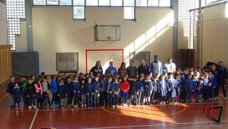 Rivarolo Canavese Fiat Auxilium Torino e Usac Basket 8