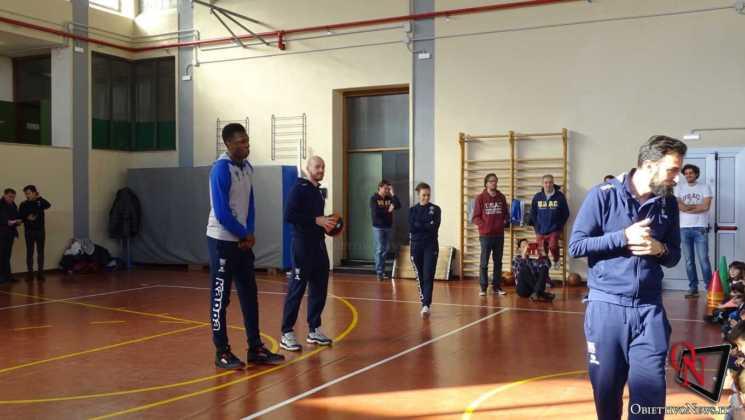 Rivarolo Canavese Fiat Auxilium Torino e Usac Basket 9
