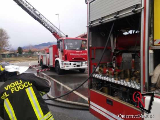 San Carlo incendio tetto via don boasso 1