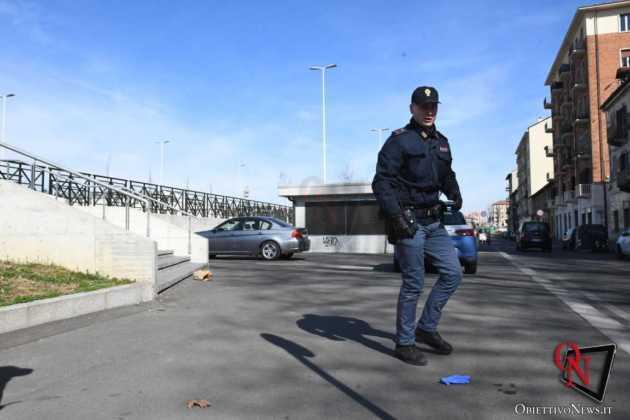 Torino Accoltellamento Corso Principe Odoone 2