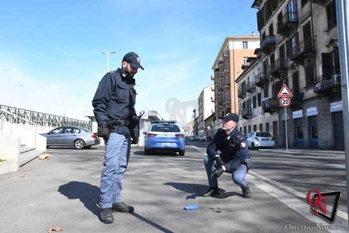 Torino Accoltellamento Corso Principe Odoone 4