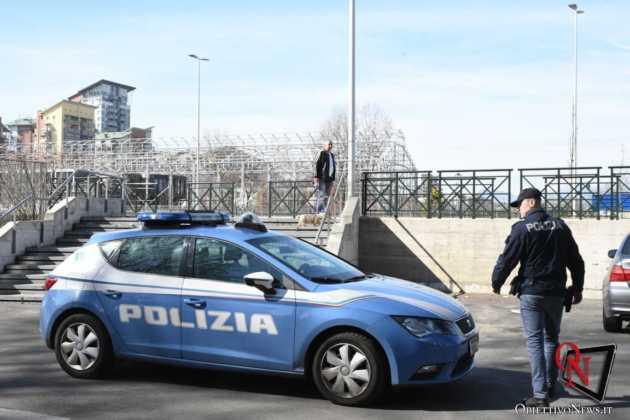 Torino Accoltellamento Corso Principe Odoone 7
