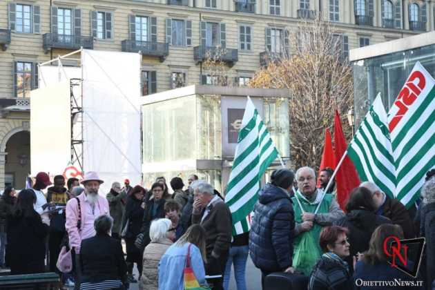 Torino Camminata contro il razzismo 1