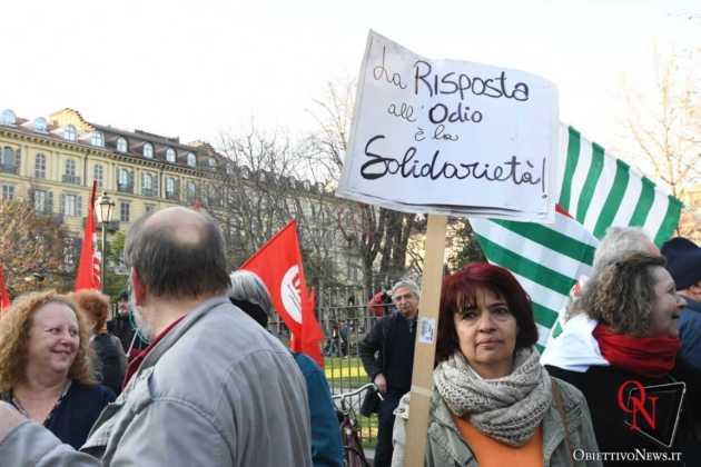 Torino Camminata contro il razzismo 13