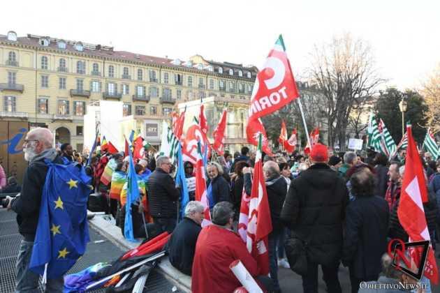 Torino Camminata contro il razzismo 14