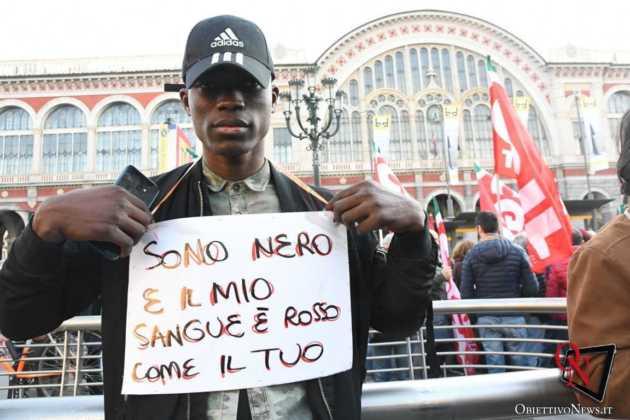 Torino Camminata contro il razzismo 16