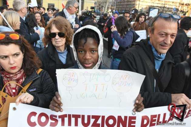 Torino Camminata contro il razzismo 18