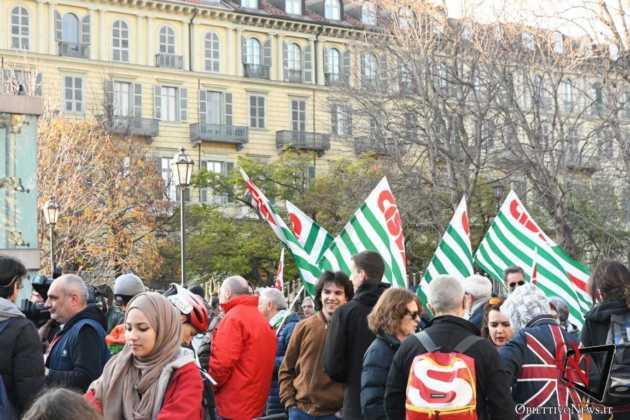 Torino Camminata contro il razzismo 2