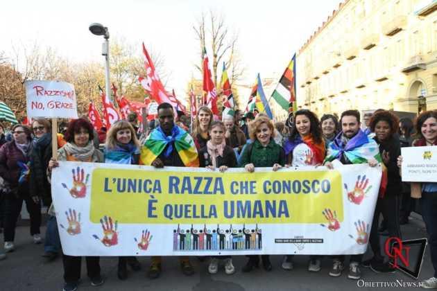 Torino Camminata contro il razzismo 21