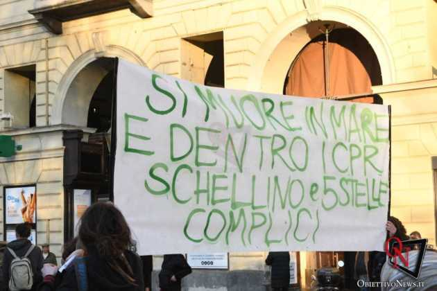 Torino Camminata contro il razzismo 26