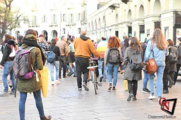 Torino Camminata contro il razzismo 27