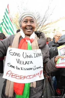 Torino Camminata contro il razzismo 8