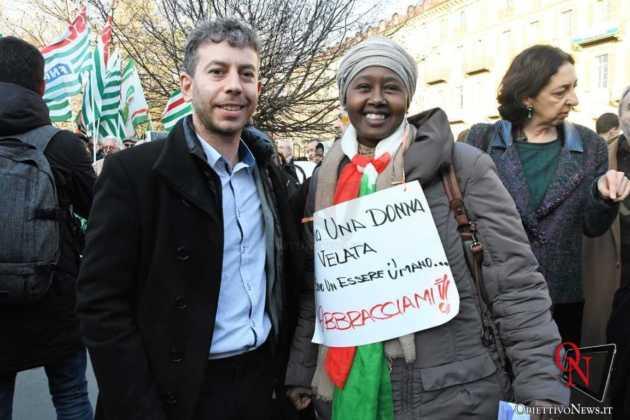 Torino Camminata contro il razzismo 9