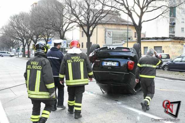 Torino Incidente Corso Potenza 1
