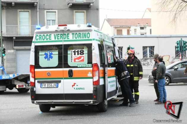 Torino Incidente Corso Potenza 3