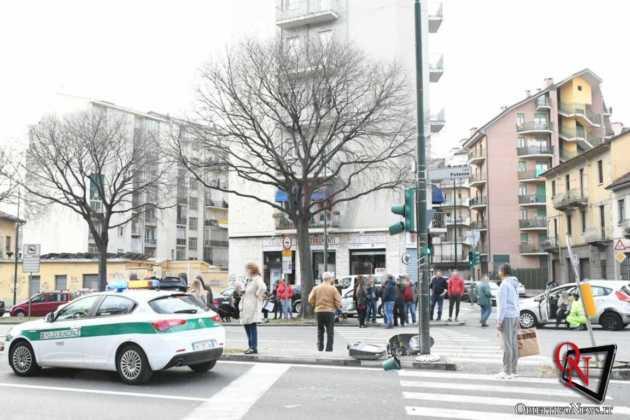 Torino Incidente Corso Potenza 4