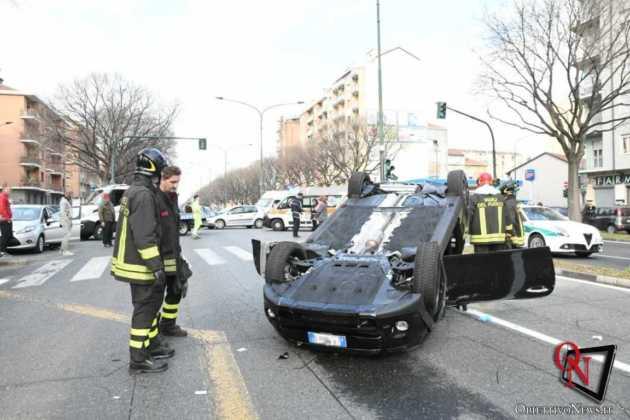 Torino Incidente Corso Potenza 5