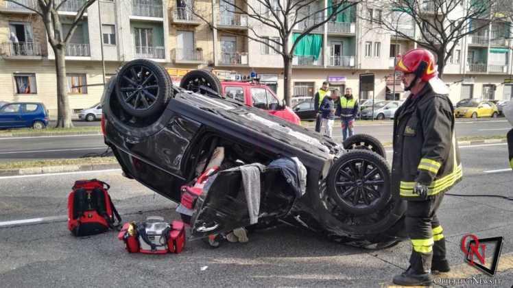 Torino Incidente Corso Potenza 7