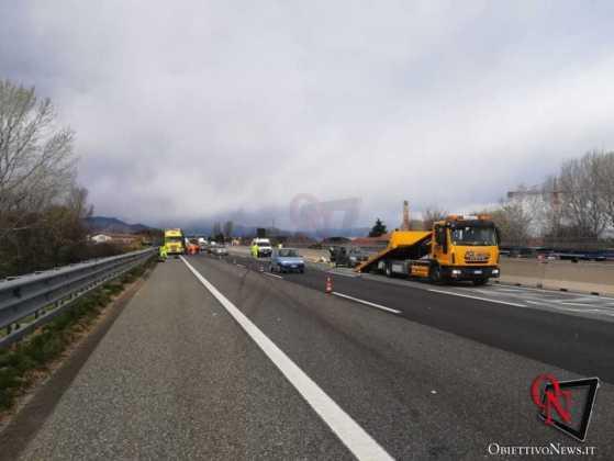 Torino Incidente Tangenziale 6 1